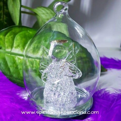 Glass Angel Light
