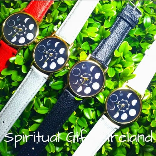 Moon Phases Lunar Watches