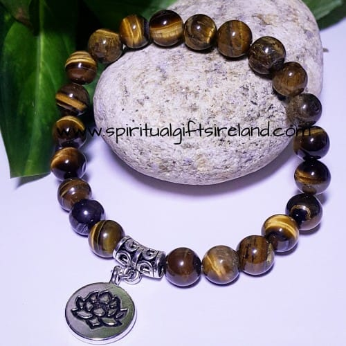 Tigers Eye Crystal Bracelet