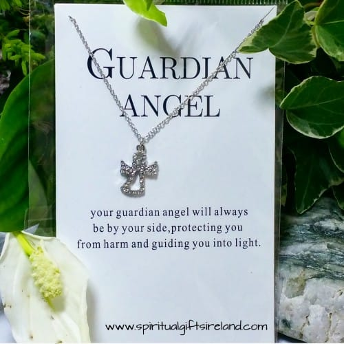 Guardian Angel Friendship Necklace