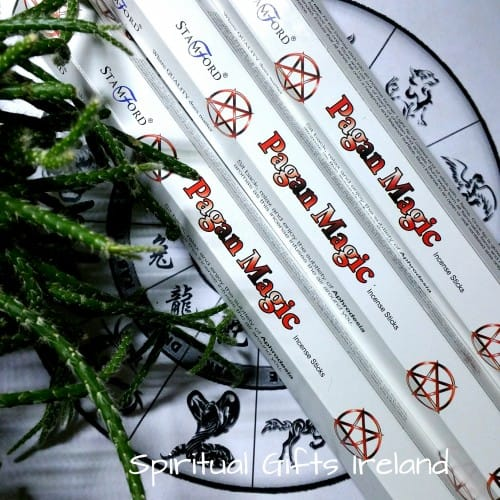 Stamford Pagan Magic Aphrodesia Musk Incense Sticks