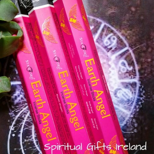 Stamford Earth Angel Frankincense Incense Sticks