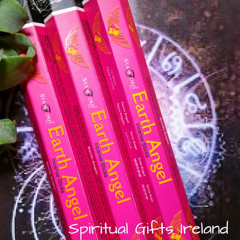 Stamford Earth Angel Frankincense Incense Sticks