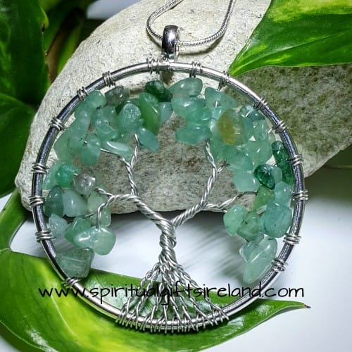 Tree of Life Pendant Necklaces
