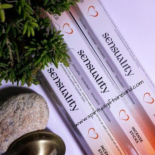 Elements Sensuality Ylang Ylang Nutmeg Patchouli Incense