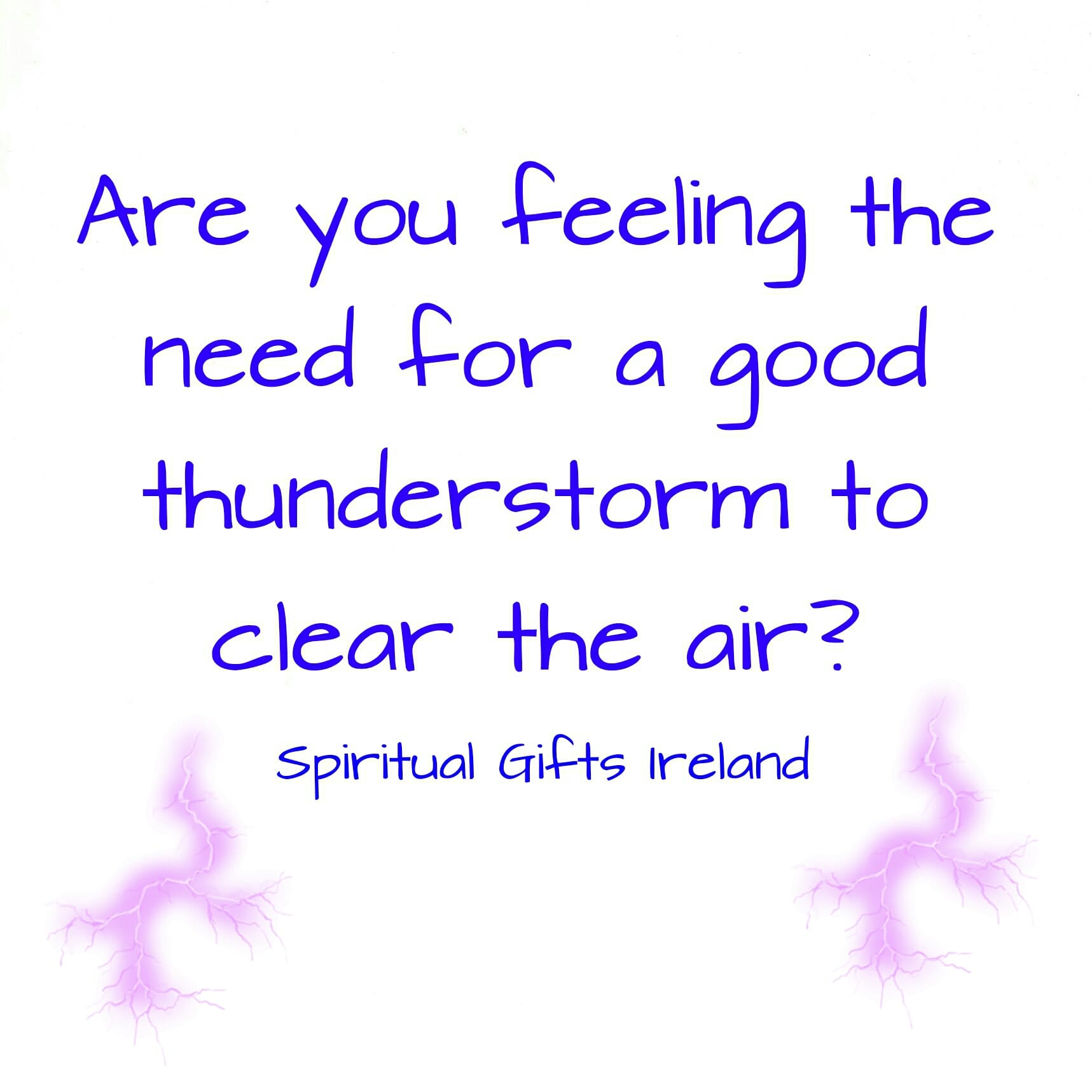 Eliminate Static Electricity In Your Home Spiritual Gifts Ireland The