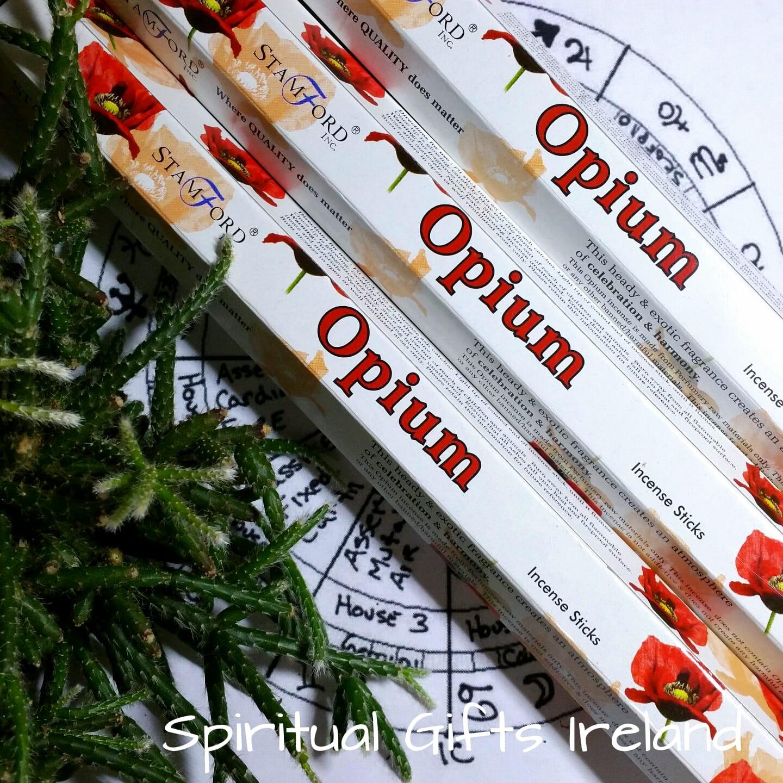 Stamford Opium Incense Sticks