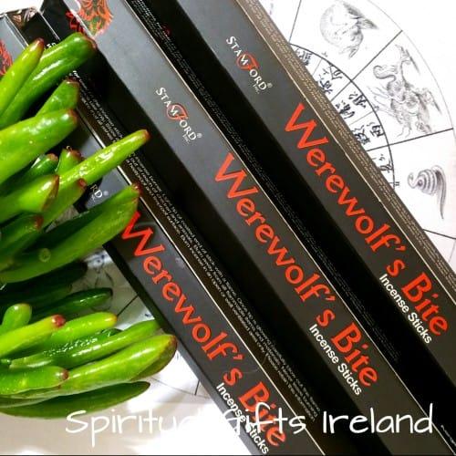 Stamford Werewolf's Bite Frankincense Myrrh Incense Sticks