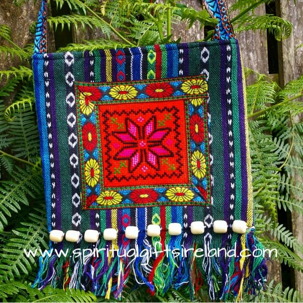 Tapestry Bohemian Rustic Tribal Bag