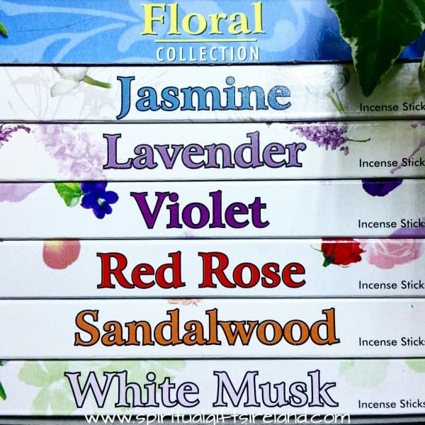 Incense Gift Pack Every Day Use