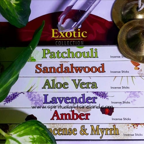 Incense Gift Pack Exotic