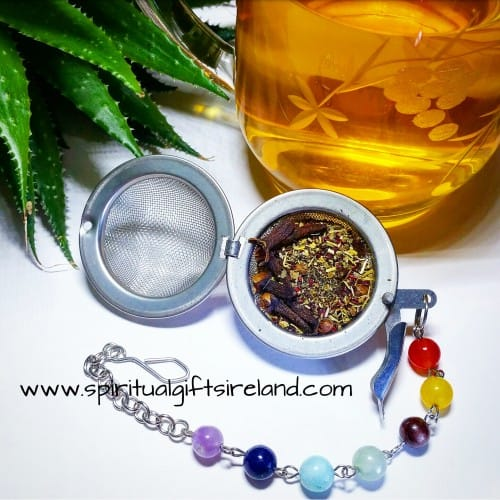 Chakra Herbal Tea Ball Infuser