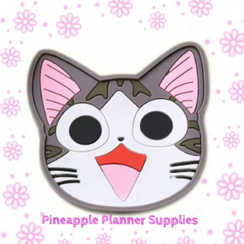 Fun Kitty Cat Mug Mat Coaster