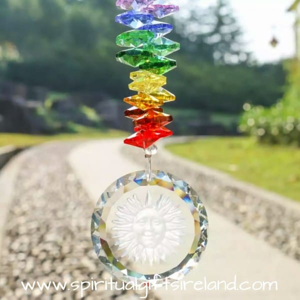 Swarovski Crystal Suncatchers