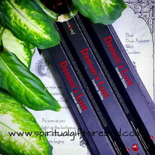 Stamford Demons Lust Exotic Musk Incense