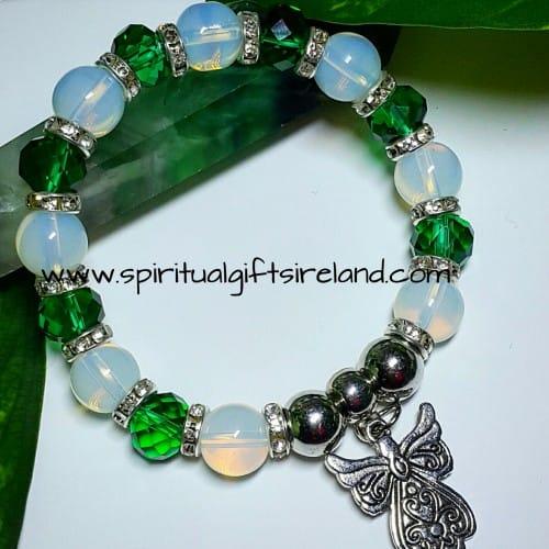Opalite Bracelet Archangel Raphael