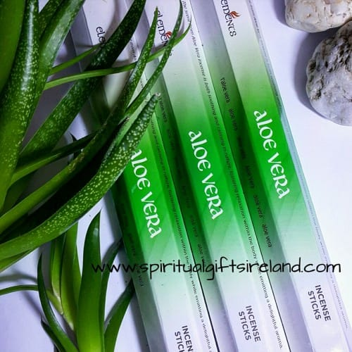 Aloe Vera Incense By Elements