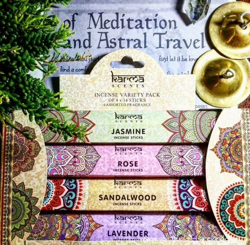 Aromatherapy Incense Sticks and Gift Packs