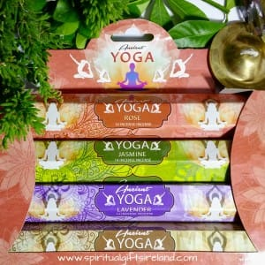 Incense Gift Pack Yoga