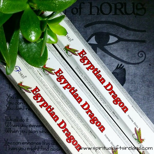 Stamford Egyptian Dragon Incense Sticks