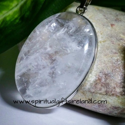 Sterling Silver Gemstone Pendants