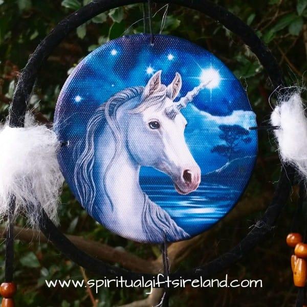 Unicorn Dreamcatcher Large