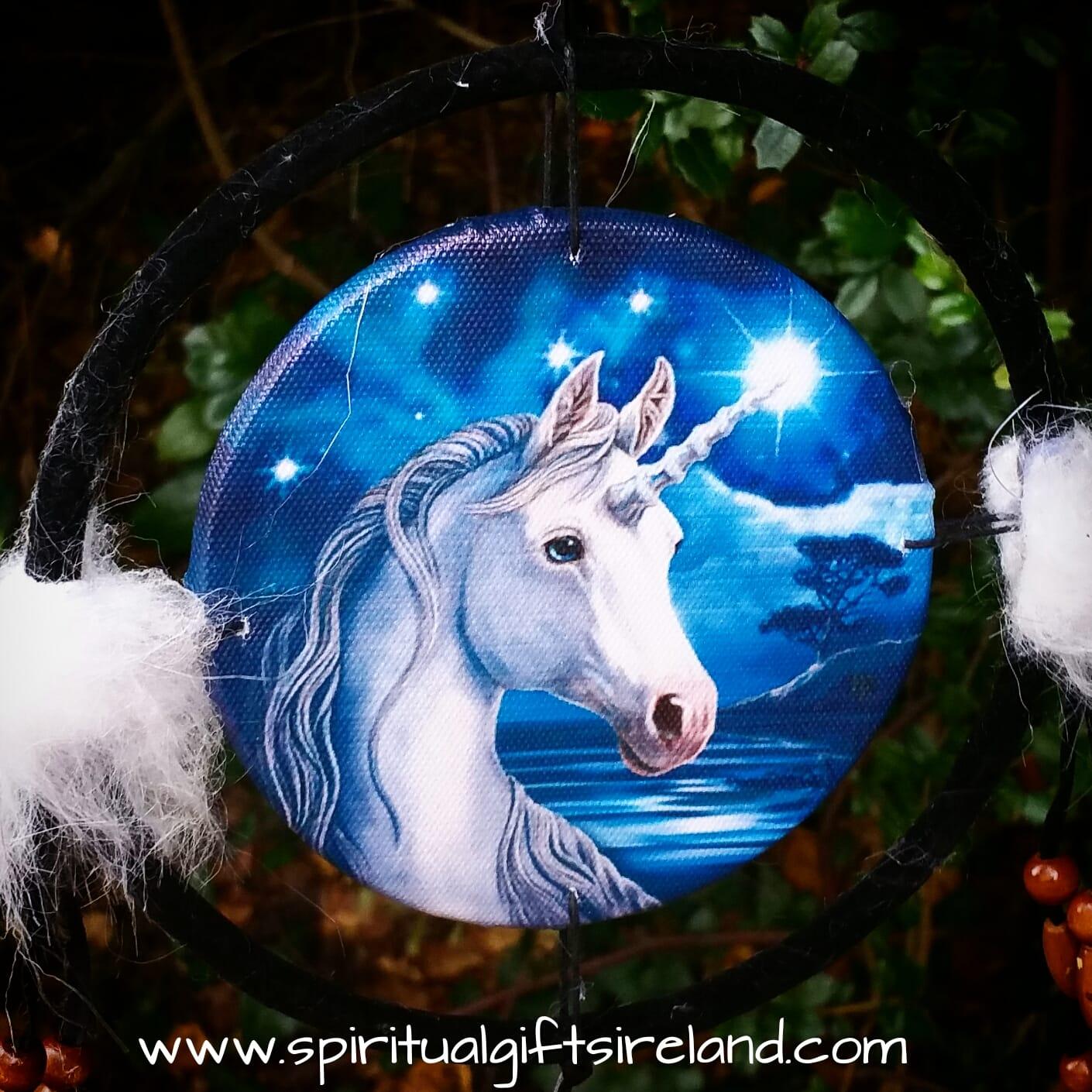 Unicorn Dreamcatcher Small
