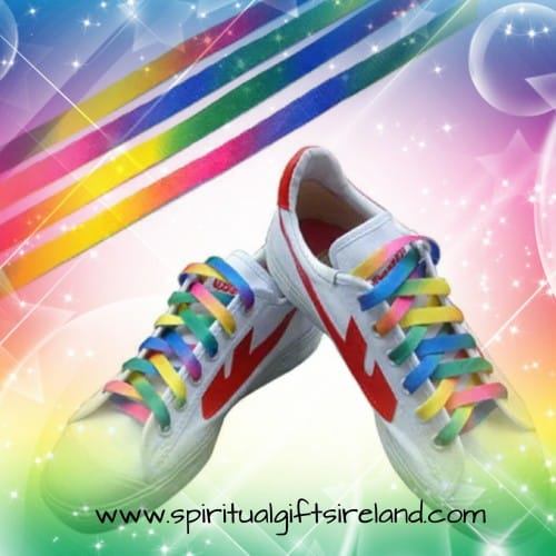Rainbow Magic Shoestring Shoelaces