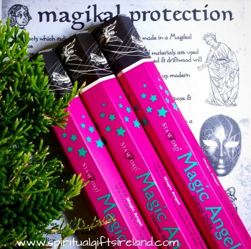 Stamford Magic Angel Aloe Vera Incense Sticks