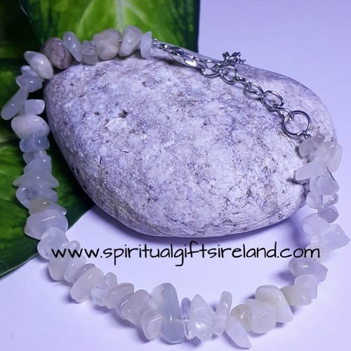 Moonstone Bracelet Crystal Chip