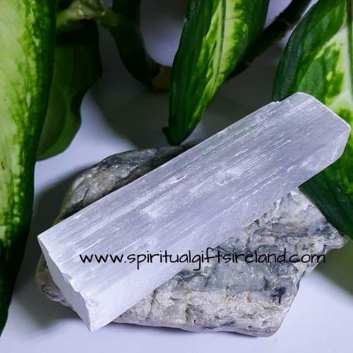 Selenite CrystalWand