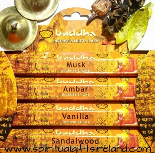 Incense Gift Pack Buddha Energy