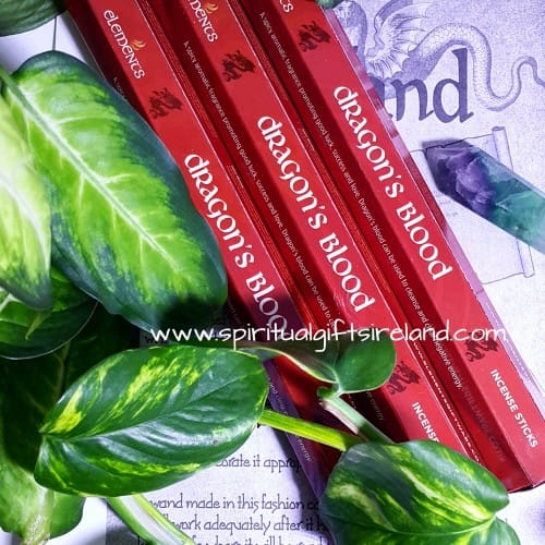 Dragons Blood Incense By Elements