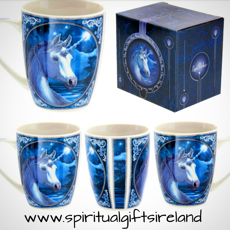 Unicorn Mug Gift Boxed Bone China