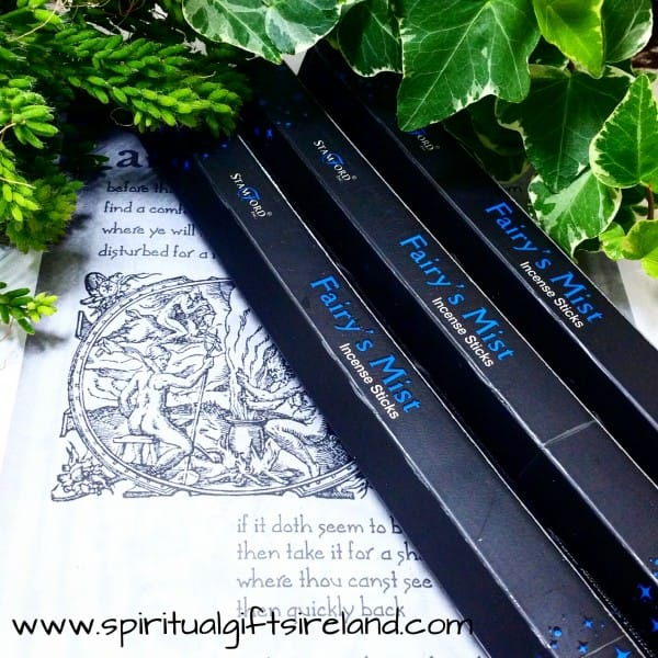 Stamford Fairy Mist Exotic Musk Incense Sticks