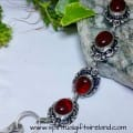 Red Agate Root Chakra Crystal Gemstone Bracelet (4)