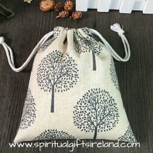Abundance Tree 100% Cotton Gift Pouches