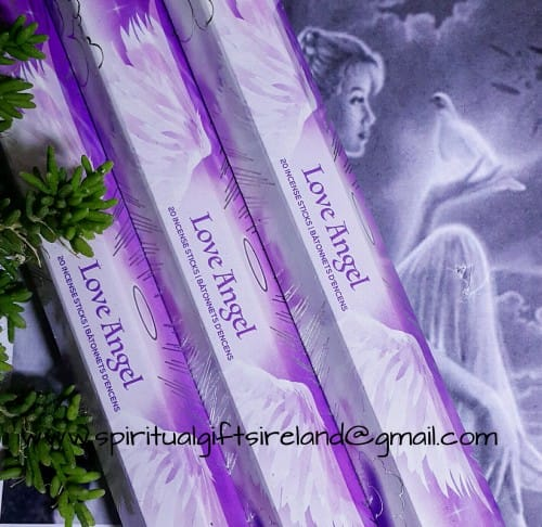 Patchouli Musk Love Angel Incense