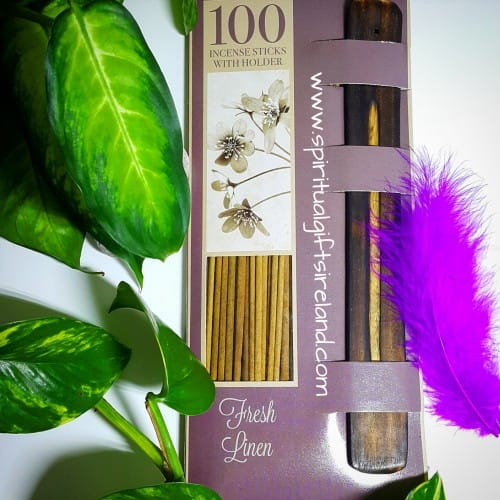 French Linen Incense 100 Sticks