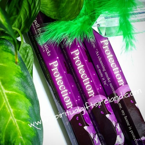 Protection Incense By Elements