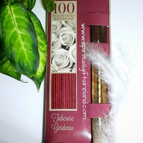Tuberose Gardenia Incense 100 Sticks