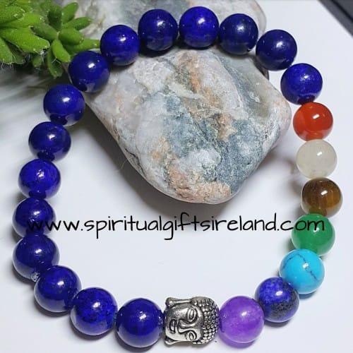 Chakra Bracelet Lapis Lazuli