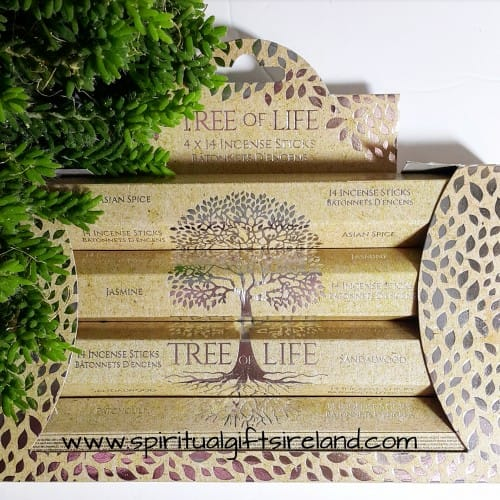 Incense Gift Pack Tree of Life