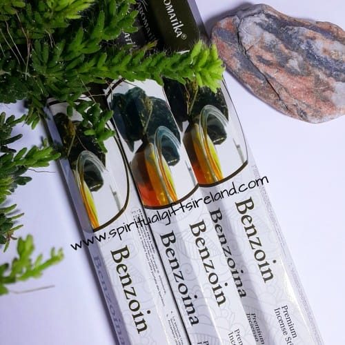 All New Benzoin Incense